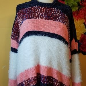 NWT Marc New York- Andrew Marc sweater- large